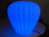 lampada blu